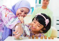 6 Tips Melatih Anak Untuk Mengelola Keuangan Sendiri