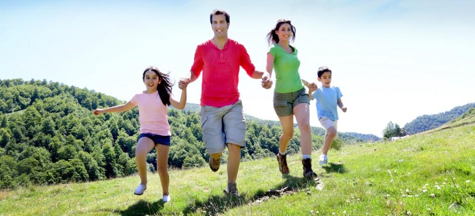 Mengajarkan pola hidup sehat dalam mendidik anak