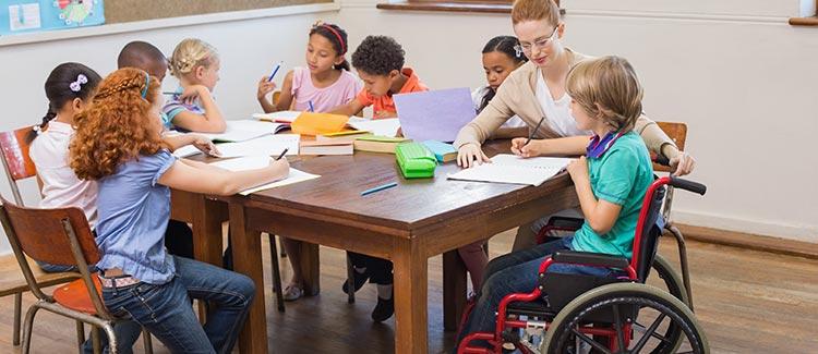 Mendidik anak berkebutuhan khusus