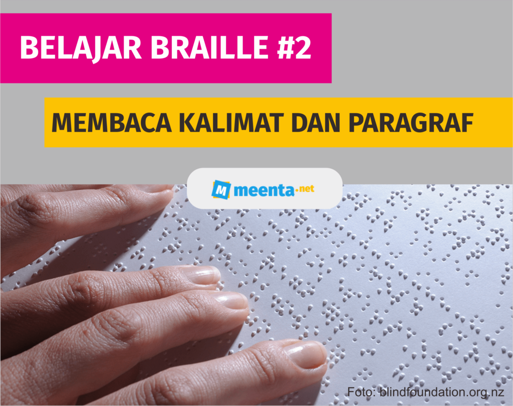 braille huruf dan paragraf