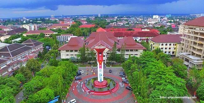 Ilustrasi salah satu universitas yang membuka S2 PLB