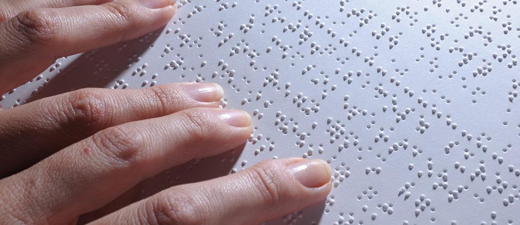 Tahapan belajar braille