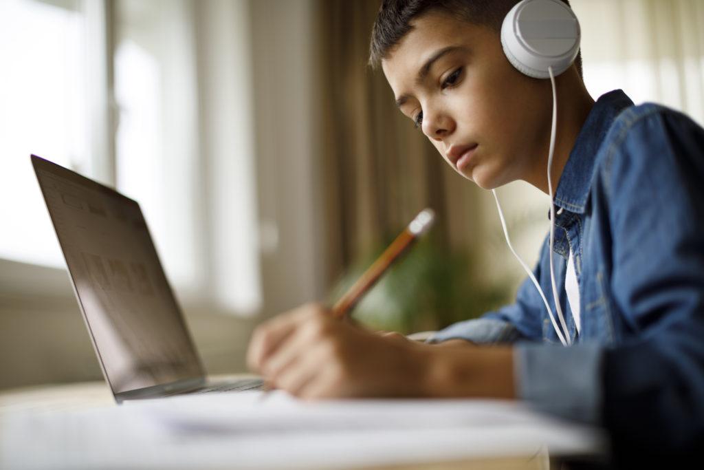 pembelajaran di rumah