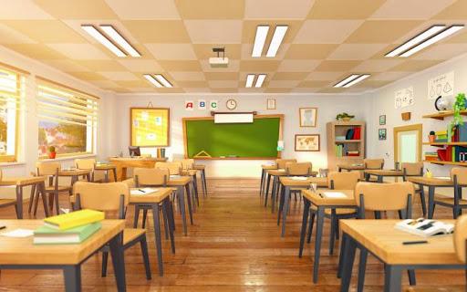 mempercantik ruang kelas