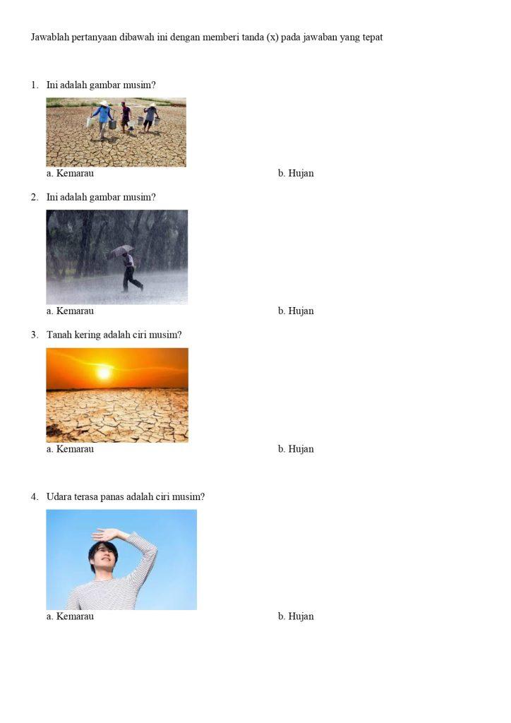 101 Contoh Soal Anak Berkebutuhan Khusus Terupdate Dikdasmen