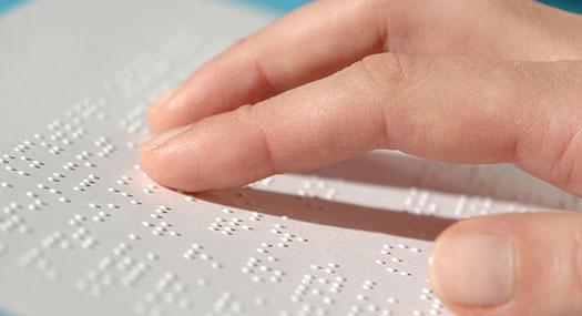 belajar braille lanjut