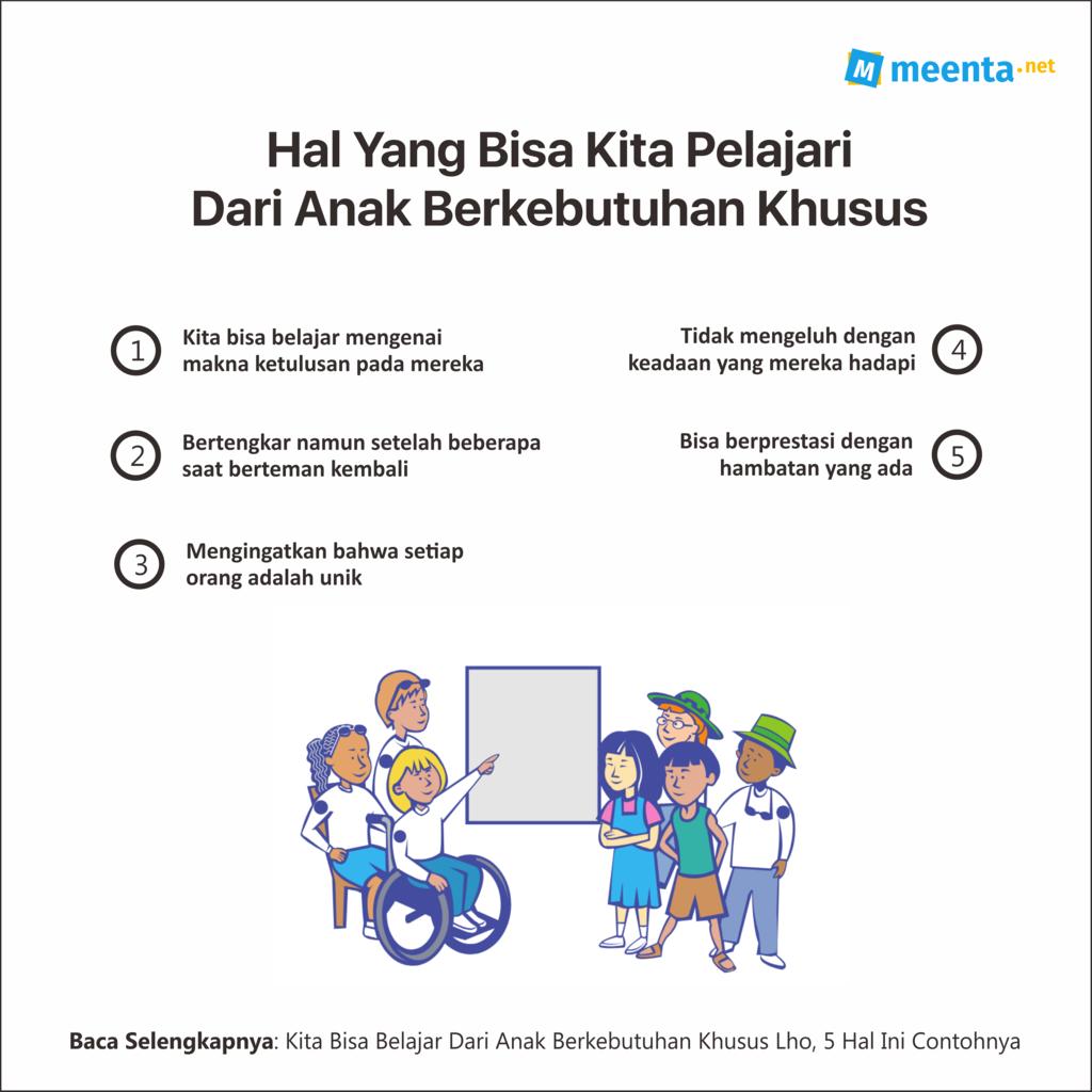 infografik belajar dari anak berkebutuhan khusus