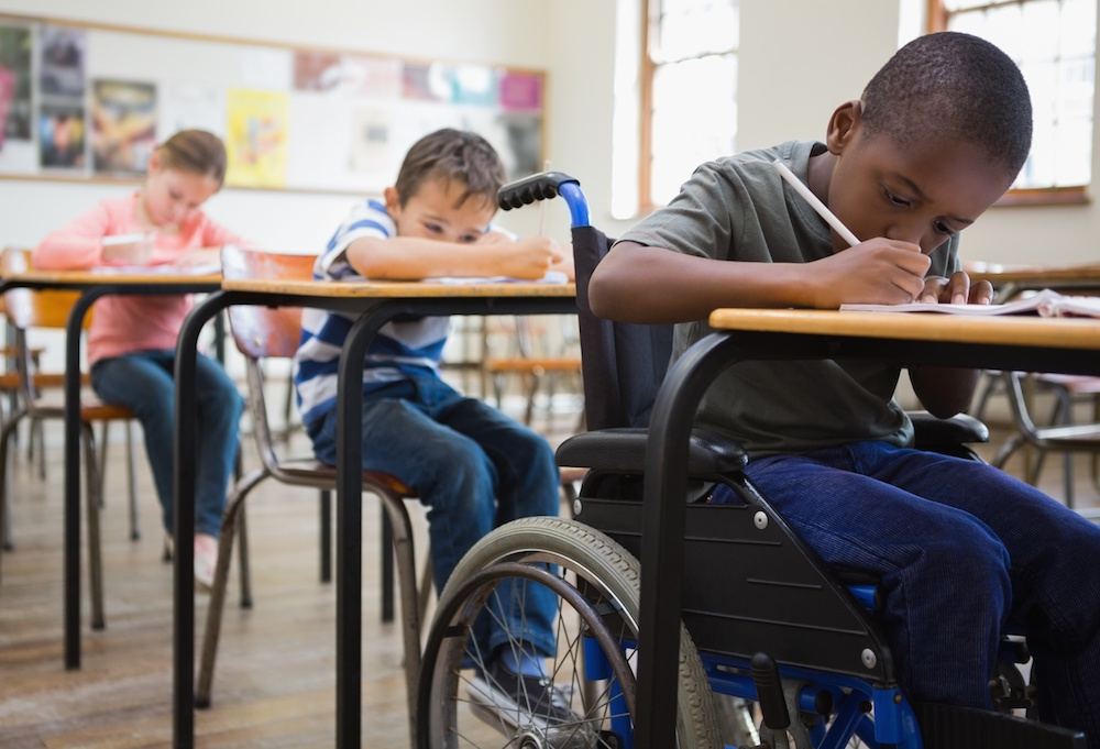 berhenti menyebut anak cacat