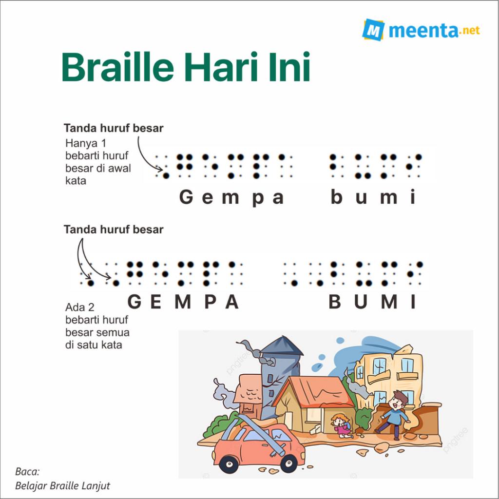 braille hari ini