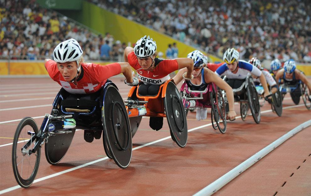 kursi roda khusus balap