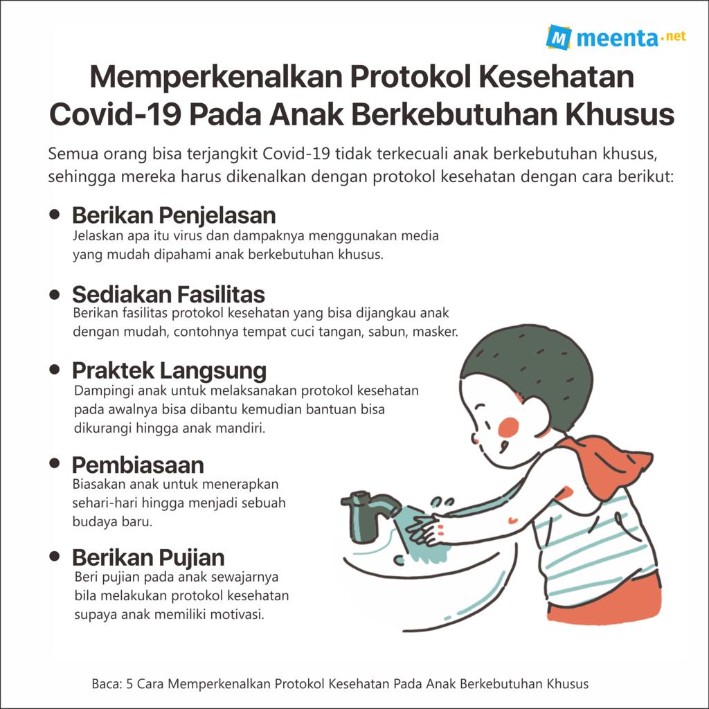 protokol kesehatan untuk anak berkebutuhan khusus