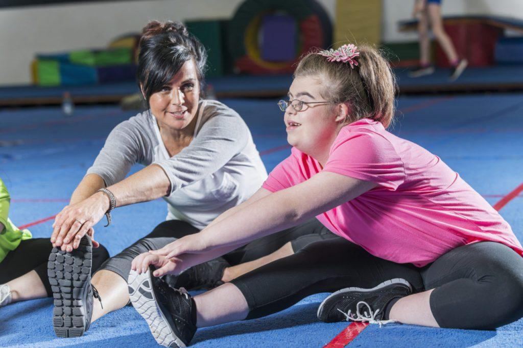 anak berkebutuhan khusus olahraga