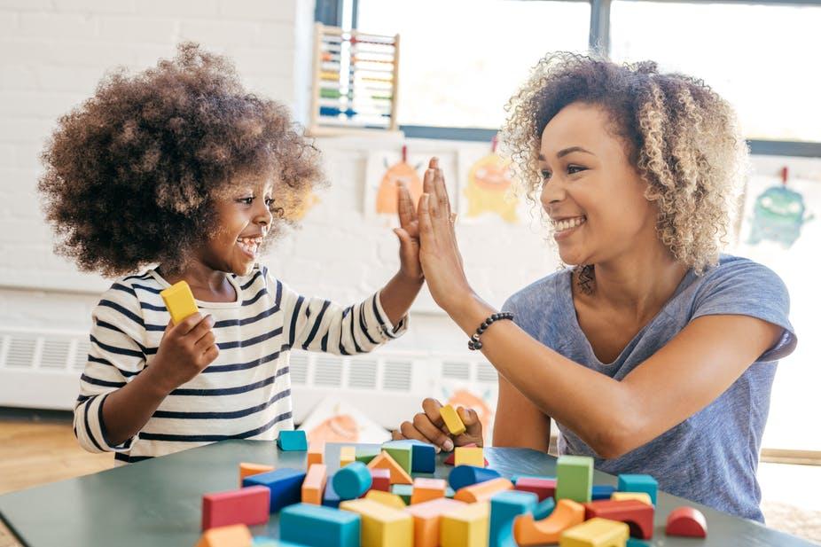 anak berkebutuhan khusus betah belajar di kelas