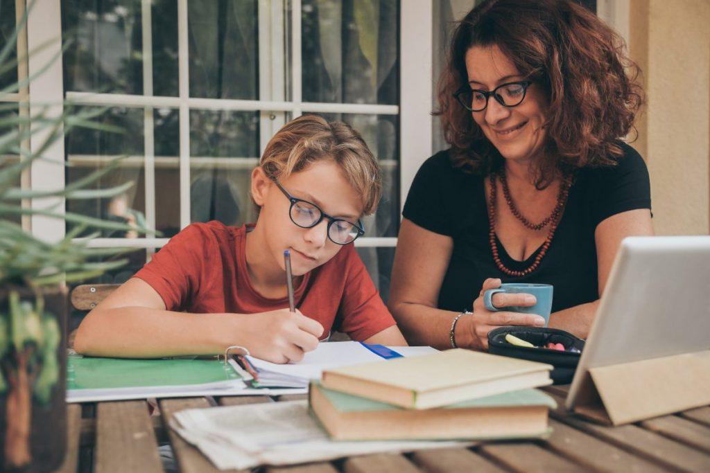 homeschooling untuk ABK