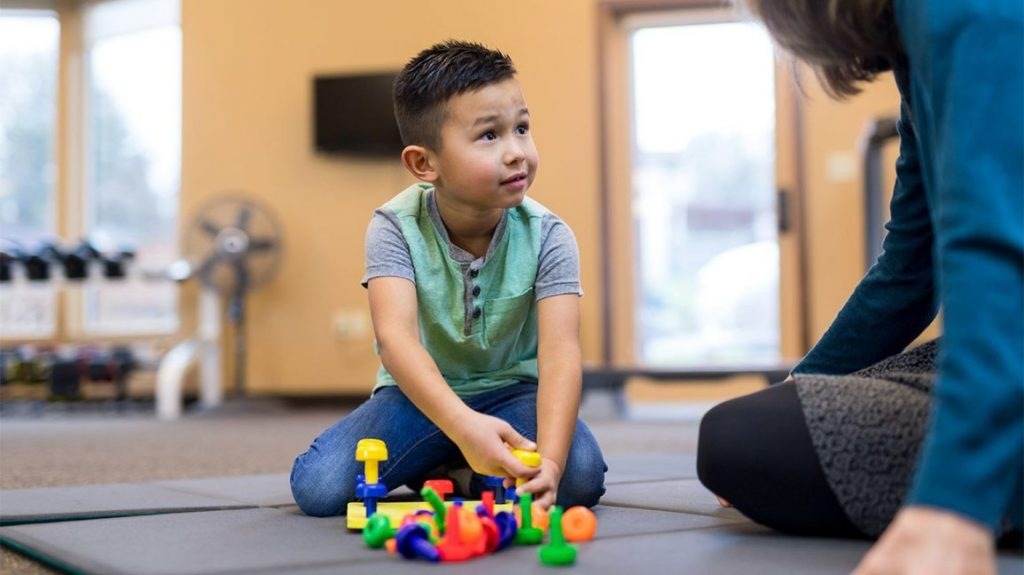 Terapi Anak Berkebutuhan Khusus